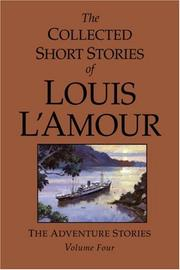 Book Cover for THE COLLECTED SHORT STORIES OF LOUIS L'AMOUR