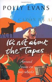 Cover art for IT'S NOT ABOUT THE TAPAS
