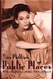 PUBLIC PLACES by Sian Phillips