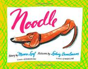 NOODLE by Ludwig Bemelmans