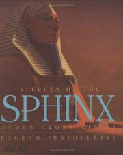 Cover art for SECRETS OF THE SPHINX