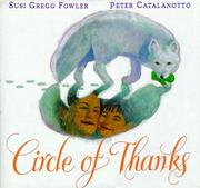CIRCLE OF THANKS by Susi Gregg Fowler