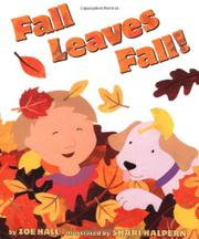 Cover art for FALL LEAVES FALL!