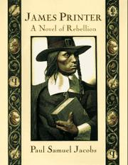 JAMES PRINTER by Paul Samuel Jacobs