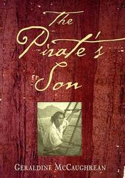 Cover art for THE PIRATE'S SON