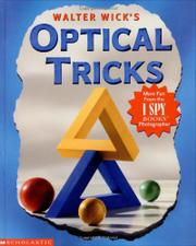 Book Cover for WALTER WICK'S OPTICAL TRICKS