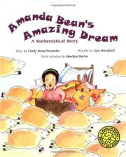 Book Cover for AMANDA BEAN'S AMAZING DREAM