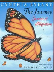 THE JOURNEY by Cynthia Rylant