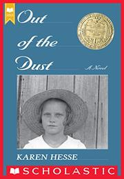 Cover art for OUT OF THE DUST