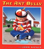 Book Cover for THE ANT BULLY
