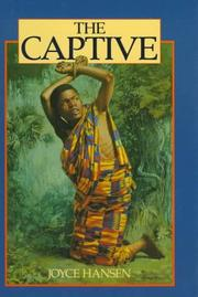THE CAPTIVE by Joyce Hansen