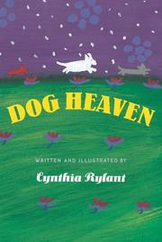 DOG HEAVEN by Cynthia Rylant
