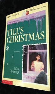 TILL'S CHRISTMAS by Nola Thacker