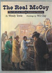 THE REAL McCOY by Wendy Towle