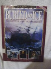 Cover art for BURIED IN ICE