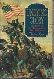 UNDYING GLORY by Clinton Cox