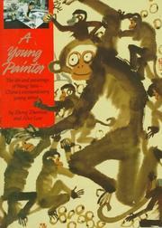 A YOUNG PAINTER by Zheng Zhensun