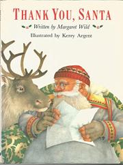THANK YOU, SANTA by Margaret Wild