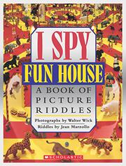 I SPY FUNHOUSE by Jean Marzollo