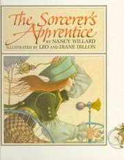 THE SORCERER'S APPRENTICE by Nancy Willard