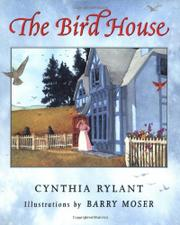 Book Cover for THE BIRD HOUSE