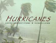 HURRICANES by Patricia Lauber