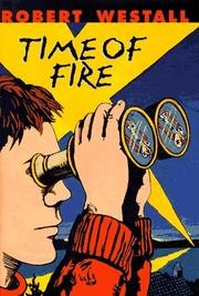 Cover art for TIME OF FIRE