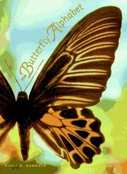 Cover art for THE BUTTERFLY ALPHABET