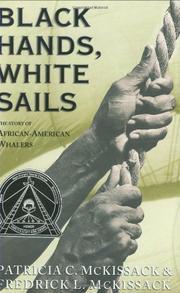 BLACK HANDS, WHITE SAILS by Patricia C. McKissack