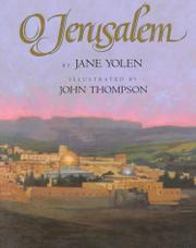 Cover art for O JERUSALEM