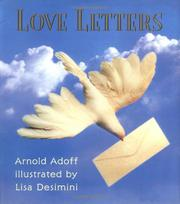 LOVE LETTERS by Arnold Adoff
