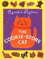 THE COOKIE-STORE CAT by Cynthia Rylant