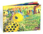 Cover art for MISS SPIDER'S WEDDING