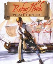 ROBIN HOOK, PIRATE HUNTER! by Eric A. Kimmel