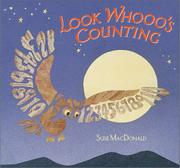 LOOK WHOOO'S COUNTING by Suse MacDonald