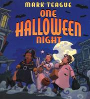 Book Cover for ONE HALLOWEEN NIGHT