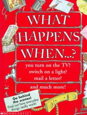 Cover art for WHAT HAPPENS WHEN...?