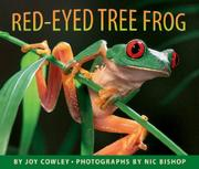 Cover art for RED-EYED TREE FROG