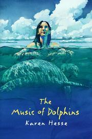 Cover art for THE MUSIC OF DOLPHINS