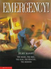 EMERGENCY! by Joy Masoff