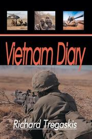 VIETNAM DIARY by Richard Tregaskis