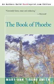 THE BOOK OF PHOEBE by Mary-Ann Tirone Smith