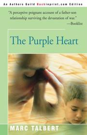 THE PURPLE HEART by Marc Talbert