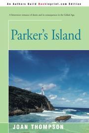 PARKER'S ISLAND by Joan Thompson