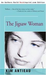 THE JIGSAW WOMAN by Kim Antieau