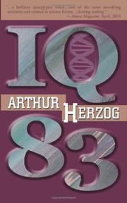 IQ 83 by Arthur Herzog