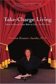 TAKE-CHARGE LIVING by Marion Kramer Jacobs