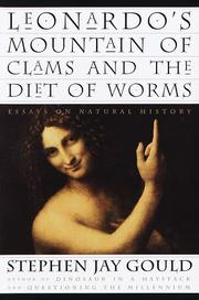 Cover art for LEONARDO'S MOUNTAIN OF CLAMS AND THE DIET OF WORMS