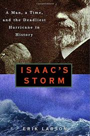 Cover art for ISAAC'S STORM