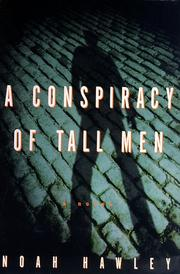Book Cover for A CONSPIRACY OF TALL MEN